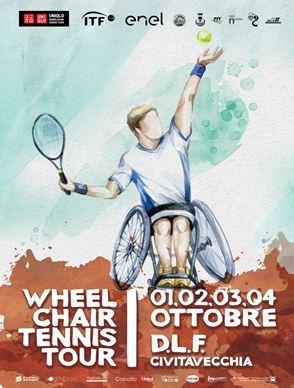 Nove giorni allo spettacolo del tennis in carrozzina