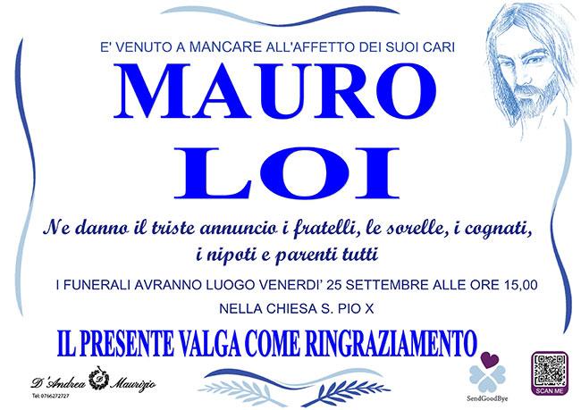 MAURO LOI