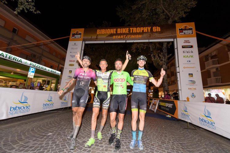 Mtb Santa Marinella super alla Bibione Bike Trophy