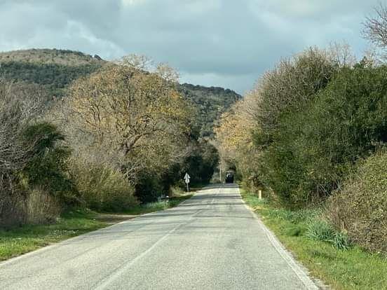 Dal 5 ottobre chiusa la strada Tolfa- S. Severa