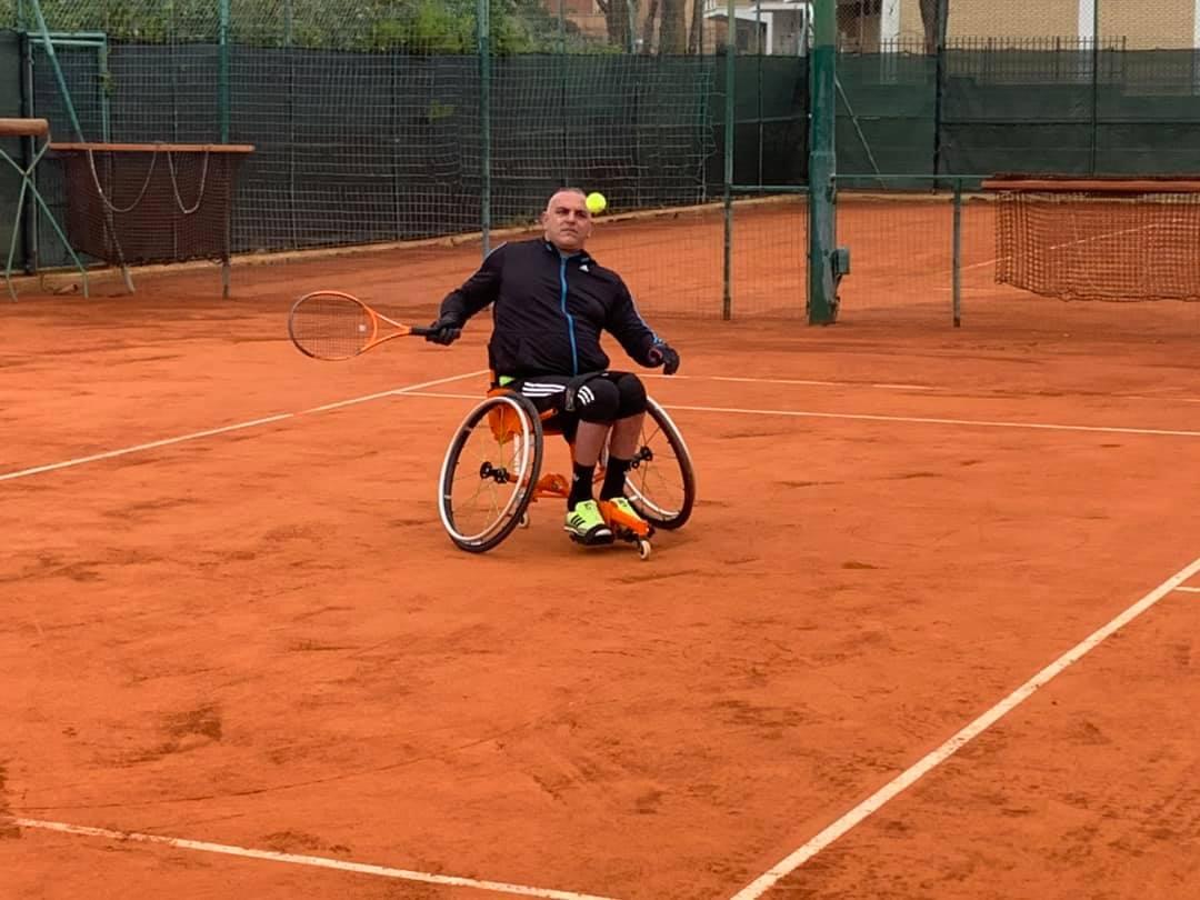 Al Dlf tutta la magia del tennis in carrozzina
