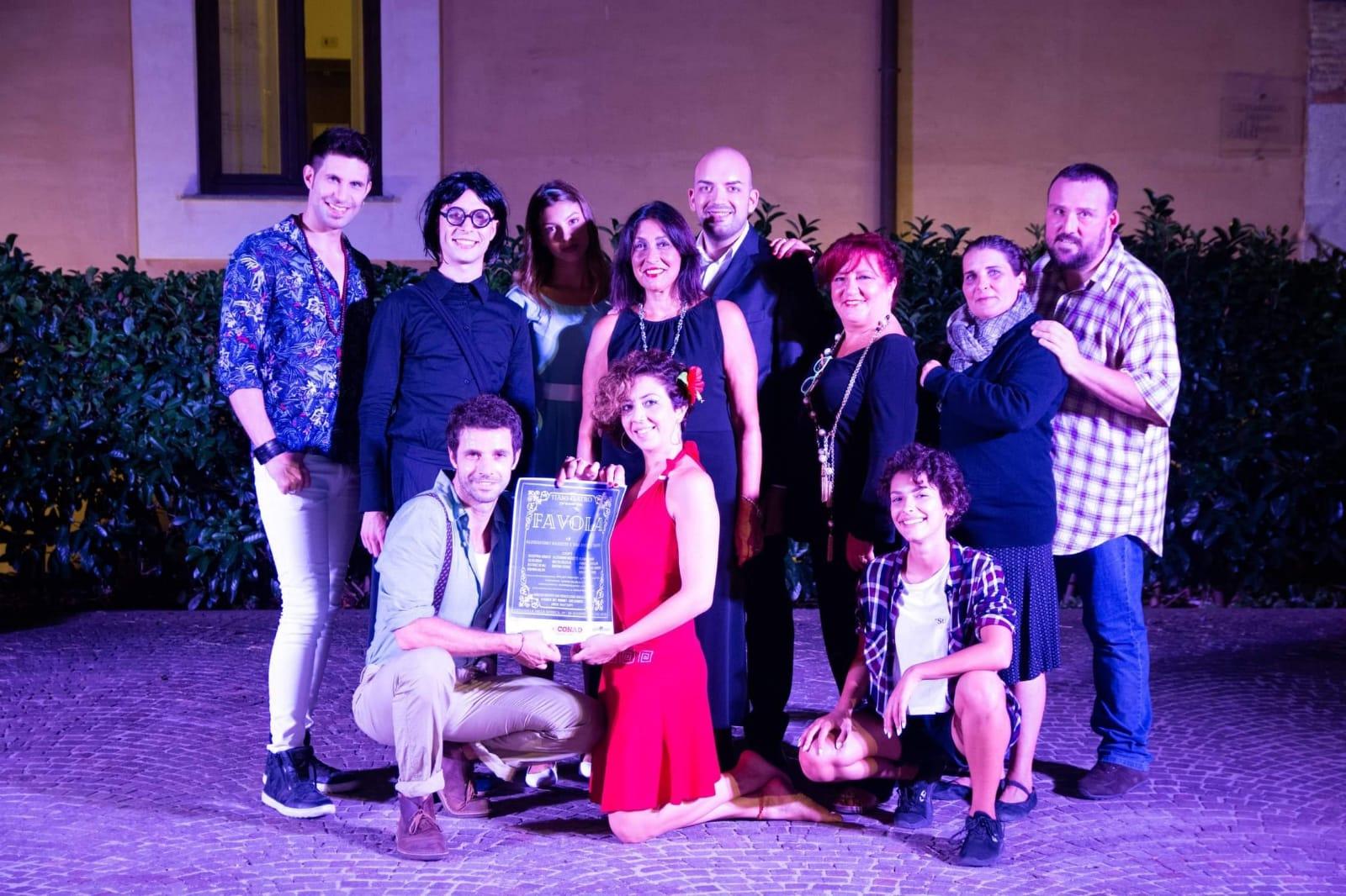 """Successo per lo spettacolo di Tiaso Teatro """"Favola"""" alla Cittadella della Musica"""