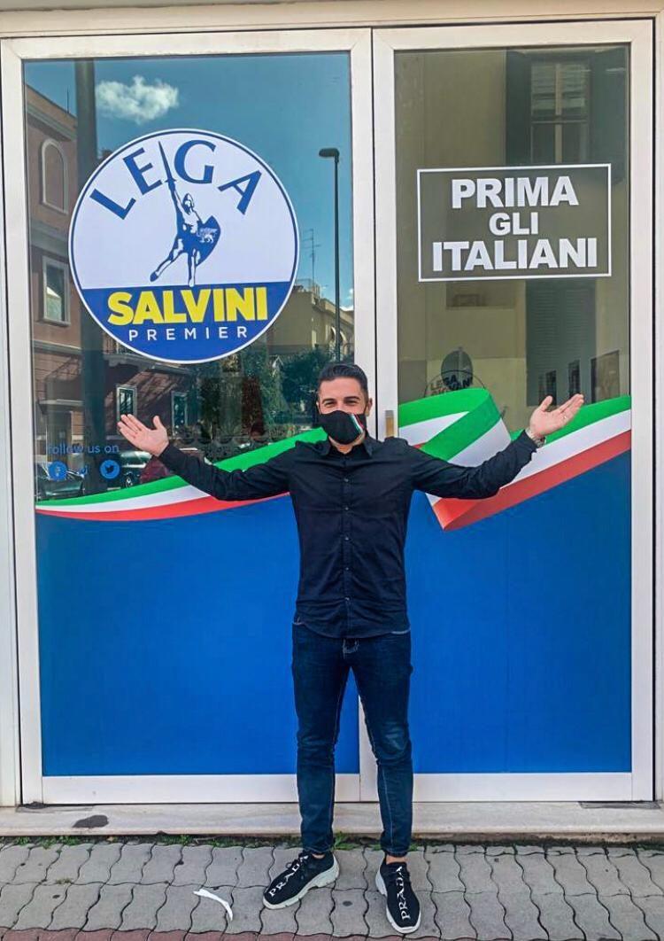 La Lega Civitavecchia apre la sede di via Unione