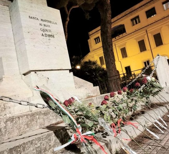 Anche S. Marinella     ha reso omaggio     a Norma Cossetto