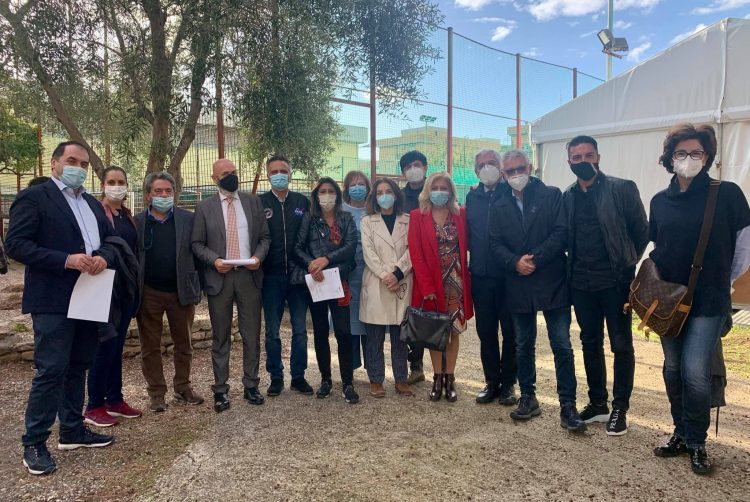 La Asl Roma 4 vaccina l'amministrazione comunale