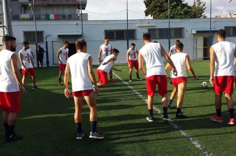 Csl Soccer sul campo della Sorianese