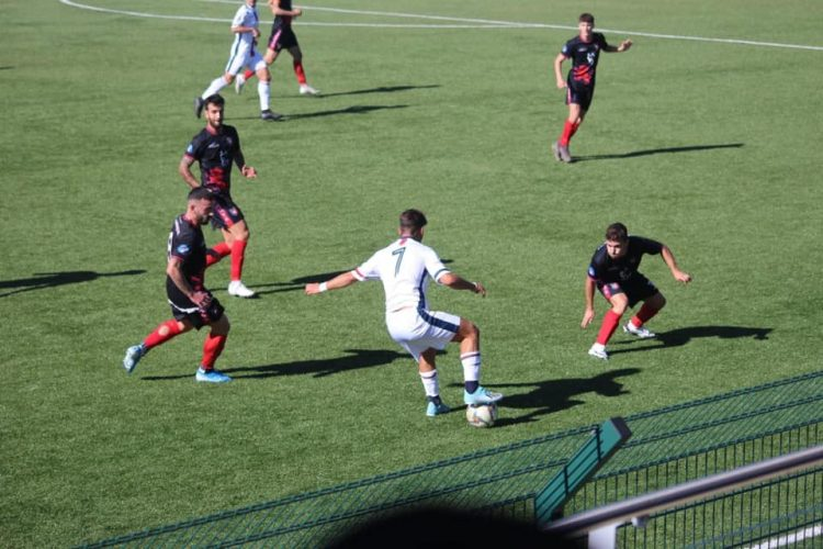 Nel big match di giornata il Ladispoli ospita la Polisportiva Favl Cimini