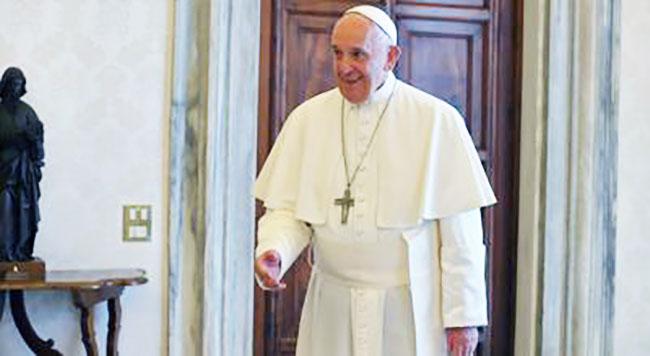 """Papa Francesco: """"Covid, corruzione, Benedetto…"""""""