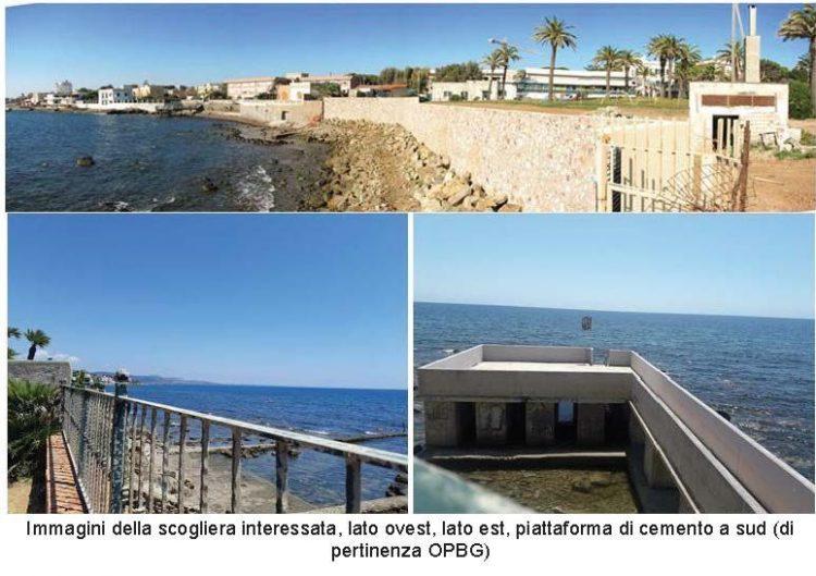 Le sedi di Santa Marinella e Palidoro del Bambino Gesù collegate con i droni: interdetta al transito l'area adiacente la terrazza del lungomare Marconi