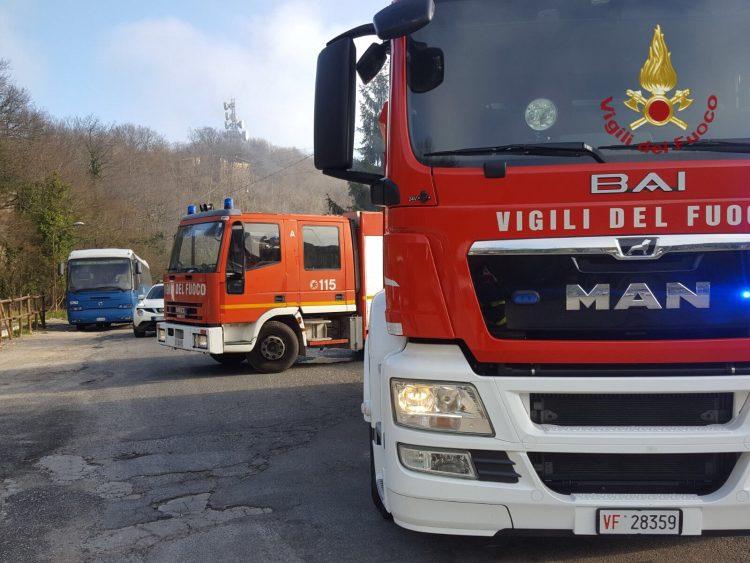 Non rispondeva da giorni alle chiamate dei famigliari: 54enne soccorso dai Vigili del fuoco
