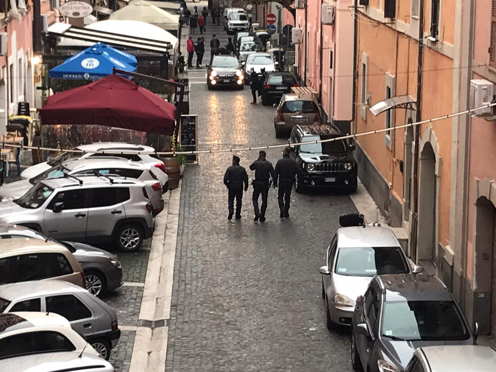 Controlli interforze a tappeto nel weekend: 9 sanzioni