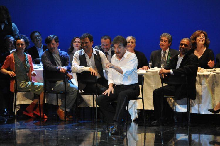 Maestro, amico, fratello e testimone di nozze: Pino Quartullo ricorda commosso Gigi Proietti