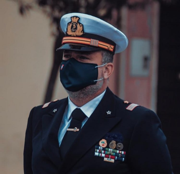 Guardia Costiera, Strato Cacace promosso Luogotenente