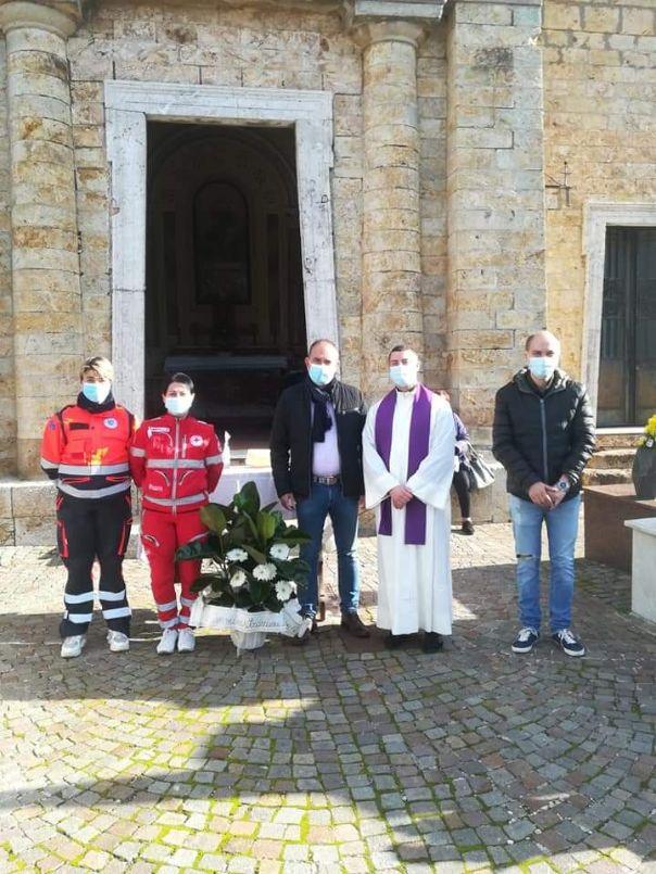 Giornata dei defunti, celebrazione eucaristica alla presenza del sindaco Pasquini