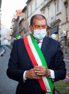 Alessandro Giulivi, sindaco di Tarquinia, positivo asintomatico al Covid 19