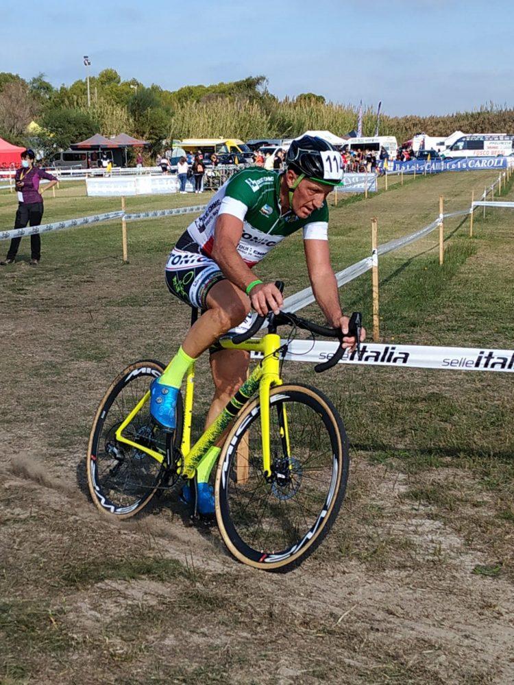 Giro d'Italia Ciclocross: il tricolore Mariuzzo vince tra gli over 54