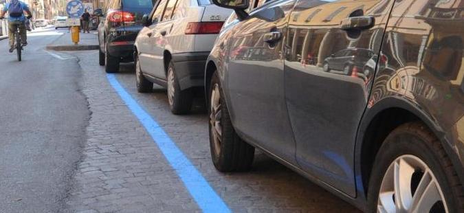 La Confcommercio al Pincio: «Stop alle strisce blu e sospensione Tari e Tosap»