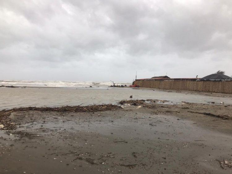 """Montino: """"Forte vento e pioggia: danni in tutta la città, soprattutto a Focene e Fregene sud"""""""