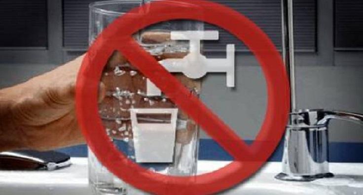 Ladispoli: torbida nelle sorgenti,  acqua non potabile in città