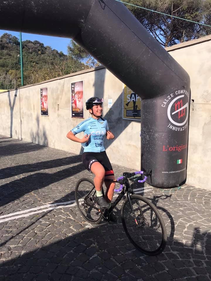 Il Team Bike Terenzi cala il poker al Vesuvio Ciclocross