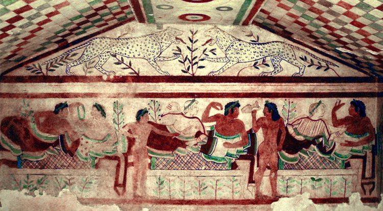 Gli Etruschi di Tarquinia in tv il giorno di Natale