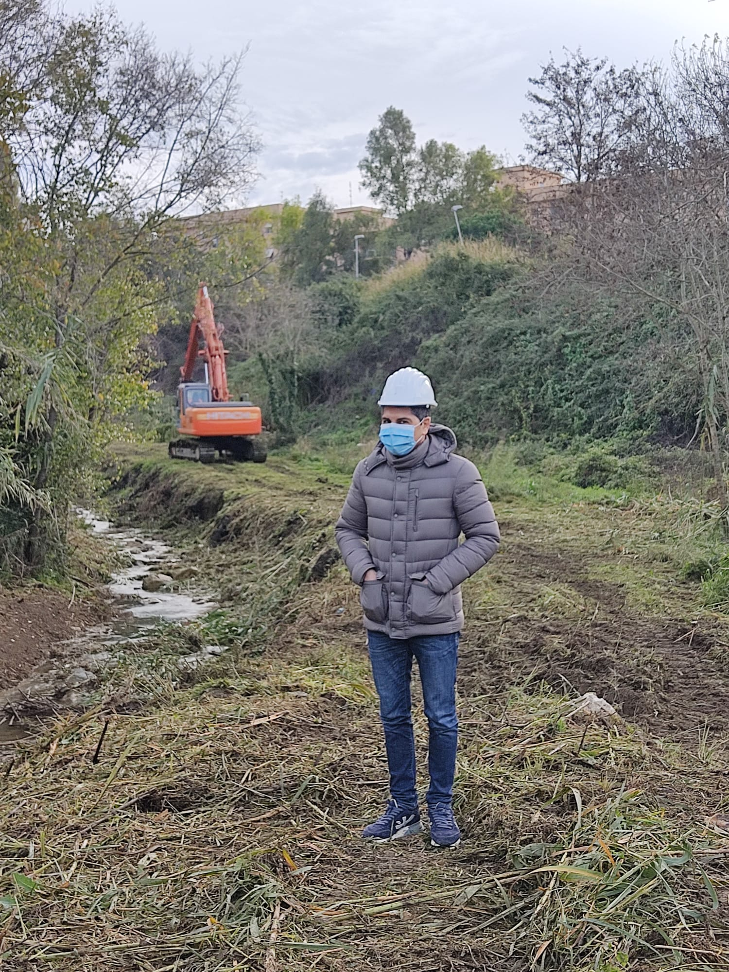 """Rischio idrogeologico, Magliani: """"Avviata campagna di pulizia dei corsi d'acqua"""""""