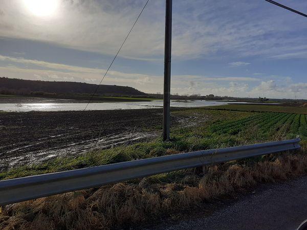 """Esondazione Mignone, Giulivi: """"Inoltrerò la richiesta di riconoscimento della calamità naturale"""""""