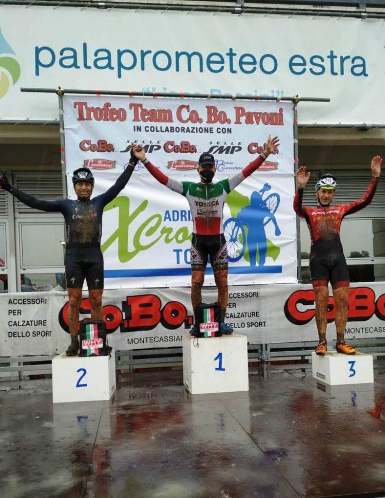 Mtb Santa Marinella, altra vittoria tricolore per Mariuzzo