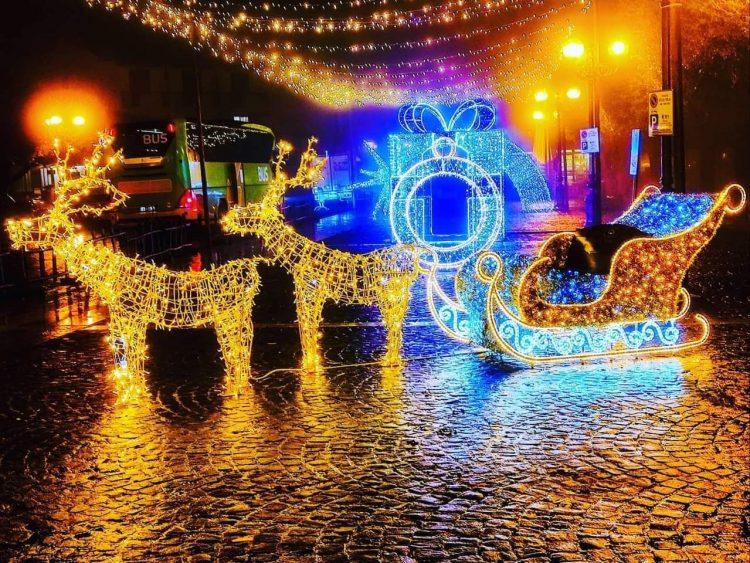 Il Villaggio di Natale illumina Tolfa