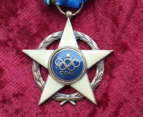 Crc insignito della Stella di Bronzo al Merito Sportivo per l'anno 2019