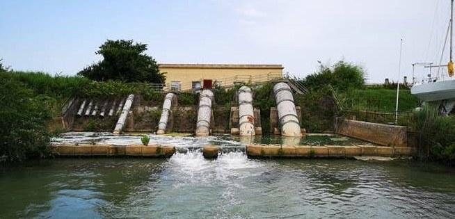 Dal Ministero dell'Ambiente tre milioni  per ristrutturare l'impianto idrovoro di Isola Sacra