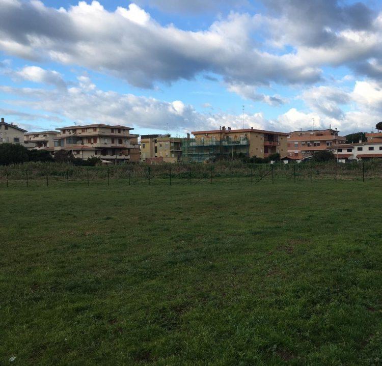 Riqualificata l'area cani     di via Firenze