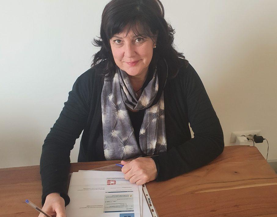 Trasversale per Orte, confermata Ilaria Coppa