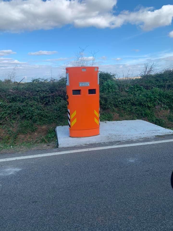 Tarquinia, autovelox sulla Litoranea: passi in avanti per la sicurezza di pedoni e automobilisti