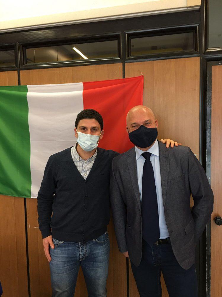 A palazzo Falcone arriva il delegato alla sicurezza