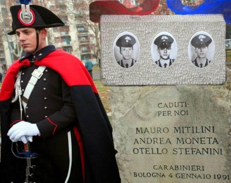 Trenta anni fa moriva il giovane carabiniere Andrea Moneta
