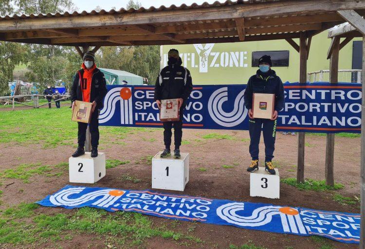 Mtb Santa Marinella, vittoria di Ciancarini alla prima gara del Roma Master Cross 2021