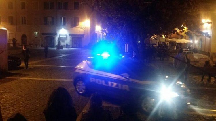 Civitavecchia, weekend di controlli della Polizia di Stato: denunciate sei persone per rissa
