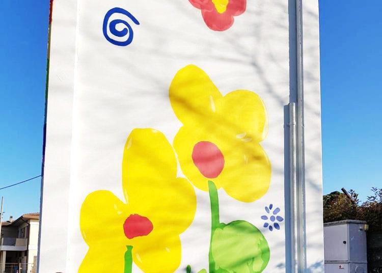 Street Art, le cabine elettriche diventano opere d'arte