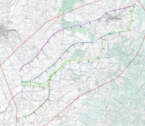 Trasversale Civitavecchia-Orte, Giulivi: «Esistono alternative al tracciato verde. Serve un progetto più rispettoso del territorio e più utile alla comunità»