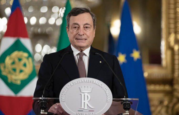 Governo Draghi, ecco i ministri