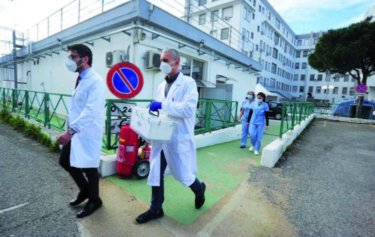 Covid e vaccino, prenotazioni alle stelle per gli over80: oltre 6800 nella Roma 4