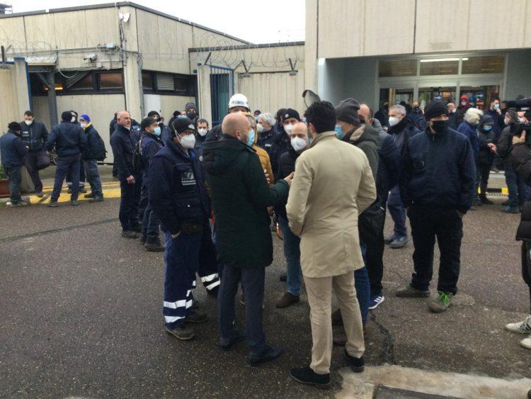 Tvn, il comitato Sole aderisce e sostiene lo sciopero a Civitavecchia dei metalmeccanici