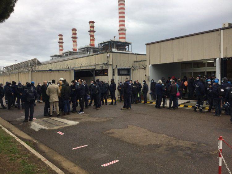 No al fossile: per il comprensorio di Civitavecchia un futuro di gas e disoccupazione