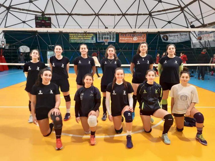Cv Volley: due atlete del vivaio rossonero approdano nell'Under 19 della Rim