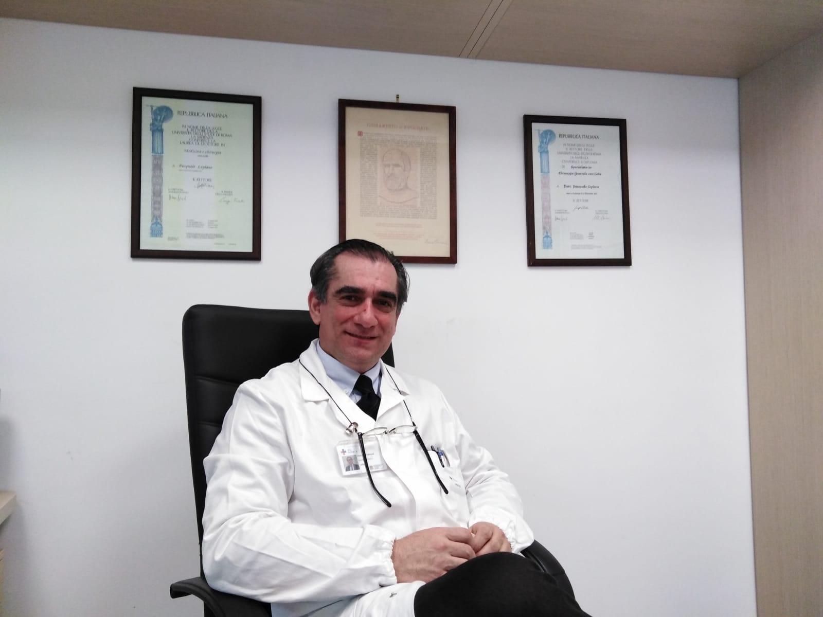 Chirurgia all'avanguardia al San Paolo: asportato rene in laparoscopia