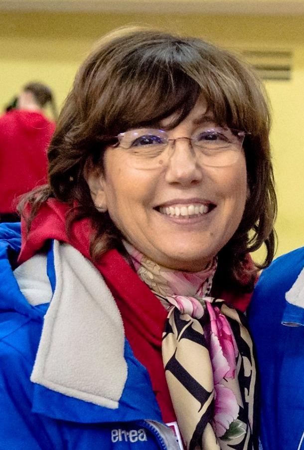 La presidente dell'Asp Marina Pergolesi eletta consigliere regionale della Fipav