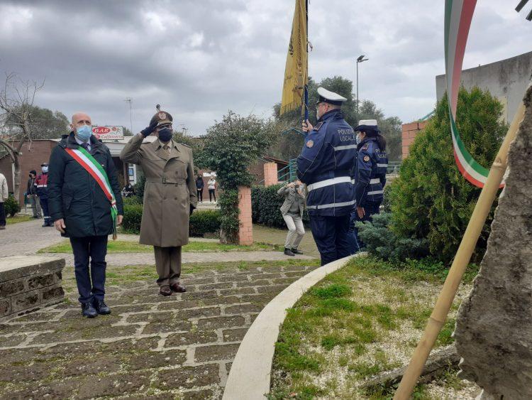 Giornata del Ricordo, commemorate a Civitavecchia le sette vittime dei massacri avvenuti sul confine orientale tra il 1944 e il '46