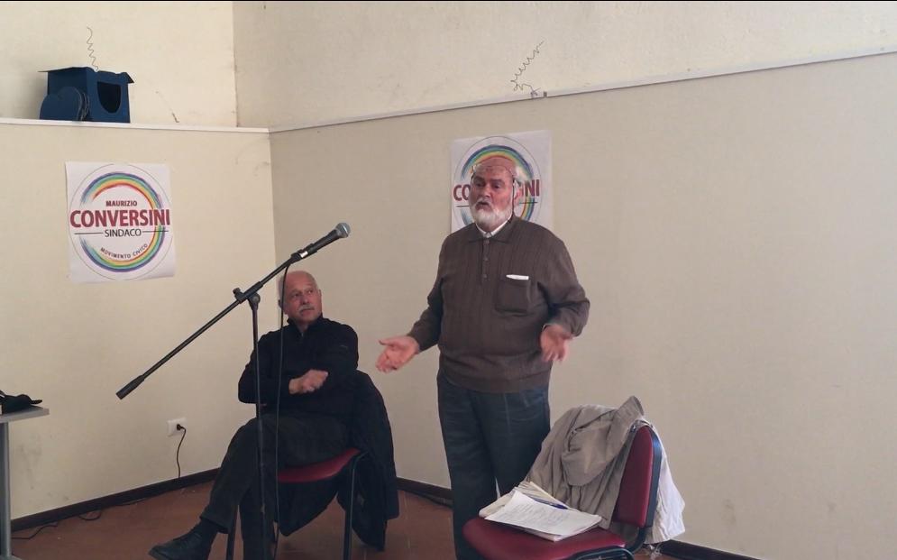 Tarquinia, si è dimesso il consigliere d'opposizione Maurizio Conversini