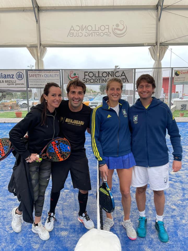 Gino Tidei e Carlotta Nardi protagonisti alla Mizuno Cup
